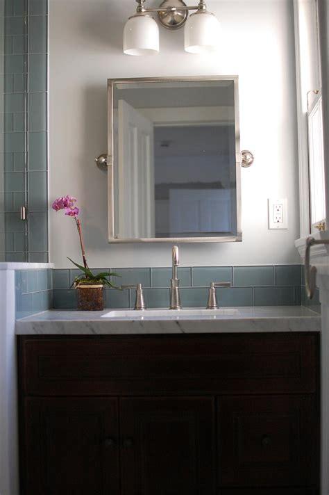 bathroom backsplash ideas glass subway tile bathroom backsplash subway tile