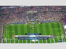 Match of the Day TV Real Madrid vs Bayern Munich – UEFA