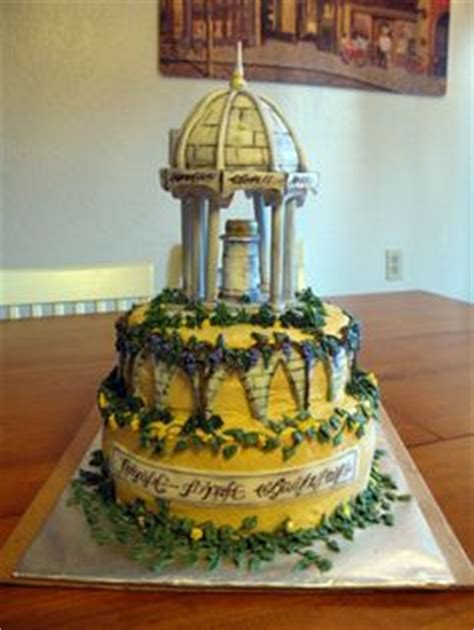 images  hobbit lord   rings cakes