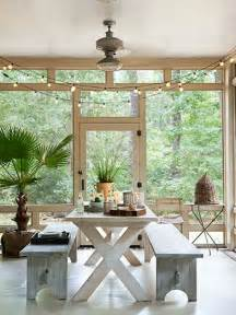 Country Living Screened Porches