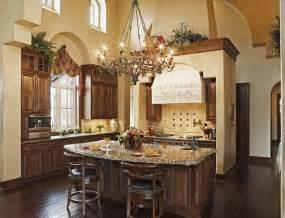 great kitchens mediterranean kitchen by jenkins custom homes - Mediterranean Kitchen Ideas