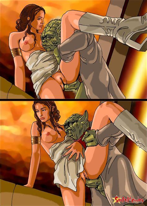 Sinful Comics Jedi Mind Trick Porn Comics Galleries