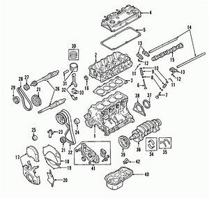 2004 Dodge Stratus Engine Diagram