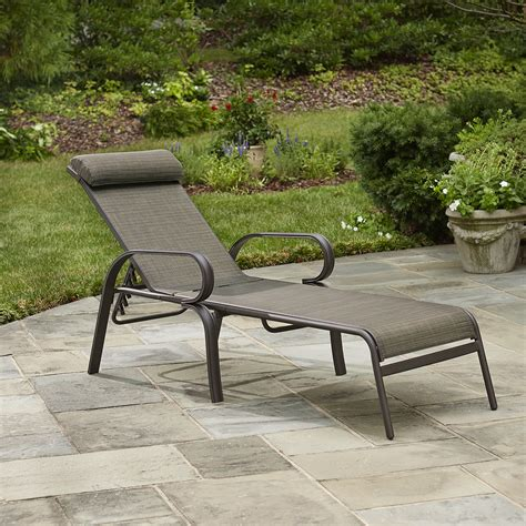 smith marion sling lounge outdoor living patio