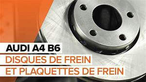 Plaquette De Frein Et Disque : comment remplacer des disques de frein avant et plaquettes de frein avant sur une audi a4 b6 ~ Medecine-chirurgie-esthetiques.com Avis de Voitures