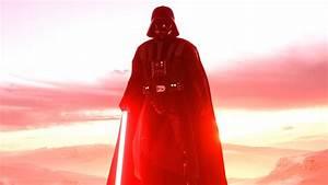Wallpaper Darth Vader Star Wars Battlefront 5K Games