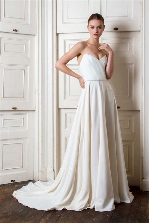 Vestidos de novia para boda civil: Más de 90 diseños