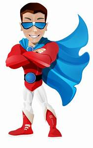 Free Super Hero, Download Free Clip Art, Free Clip Art on ...