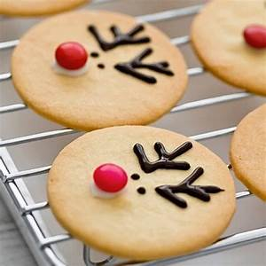 easy and cute christmas cookie ideas for kids to make