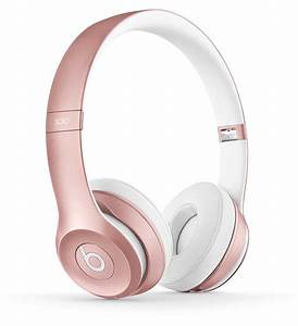 Beats Solo2 Wireless Headphones Now Available In Rose Gold ...  Beats