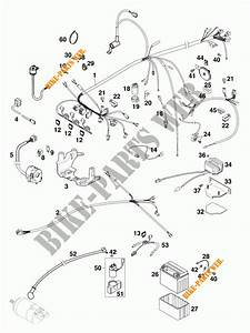 Wiring Harness For Ktm 640 Lc4 1999   Ktm