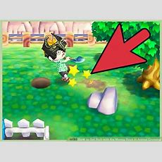 How To Get Rich With The Money Rock In Animal Crossing 9 Steps