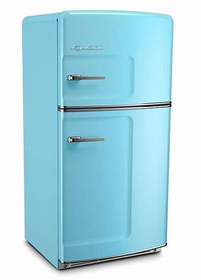 Fridge Refrigerator Retro Chill Refrigerators Fridges Kitchen