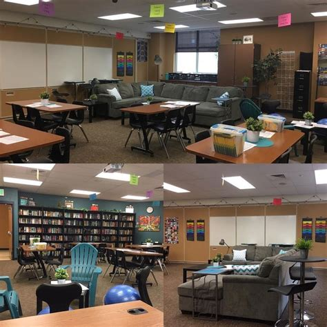 awesome high school flexible seating classrooms