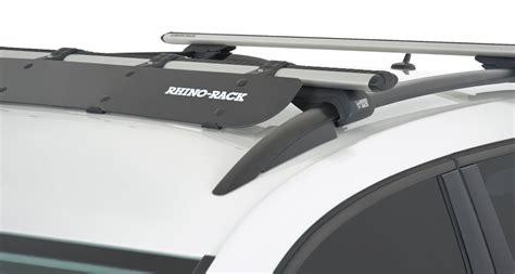 roof rack fairing rhino rack wind fairing 38 rf2 rhino rack