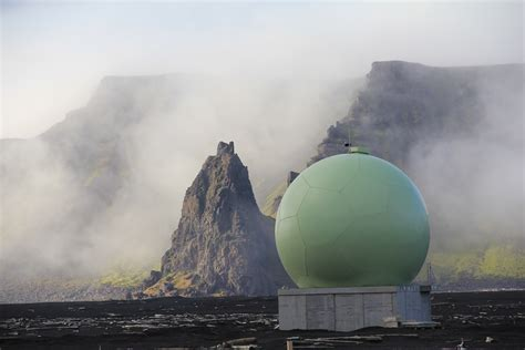 images on space in images 2012 02 ground station on jan mayen island