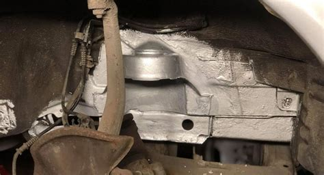 rust spray paint prevention undercarriage auto body underbody stop vehicle protection technology job repair rustproofing procarreviews