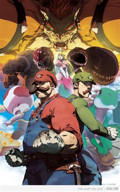 Kaos Mario Bros Mario Artworks 15 mario brothers artworks 54 pics