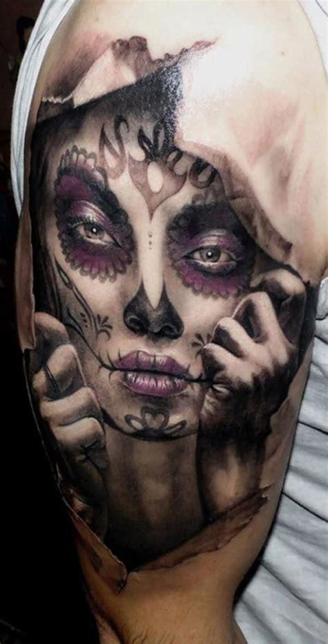 day   dead tattoos      asap