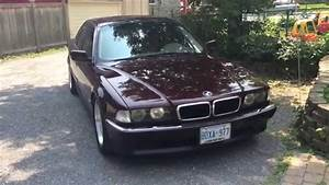 Dropped 1998 Bmw 740i E38 Soon To Be Supercharged