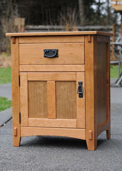Plans For Nightstand by Cherry Stand Kreg Jig Owners Community Josh S