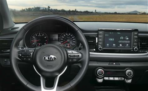 kia rio  diesel specifications  price