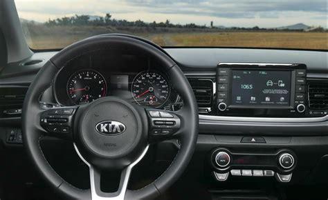 kia rio  diesel specifications  price