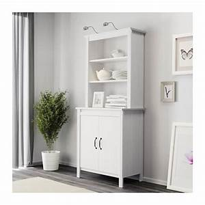 Brusali Ikea Schrank : brusali high cabinet with door white 80x190 cm ikea ~ Orissabook.com Haus und Dekorationen