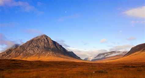 Mountain Pictures: Mountains Scotland