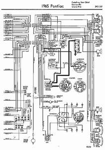 Wiring Diagrams Of 1965 Pontiac Catalina Star Chief