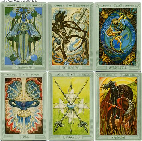 Thoth Deck The Fool by Thoth Tarot Tarot And Astrology