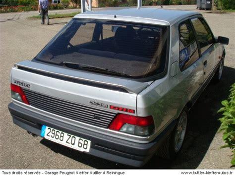 3 sieges auto peugeot 309 gti16 1990 occasion auto peugeot 309