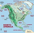 Physical Divisions of North America: An Overview | Rashid ...