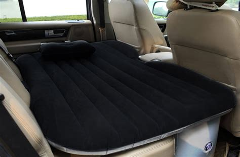 air mattress for back seat car backseat air mattress the green