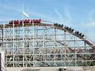Secret of the Grand National Roller Coaster Blackpool