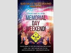 Susi Villa TPlayground Memorial Day Party! TSNightlifecom