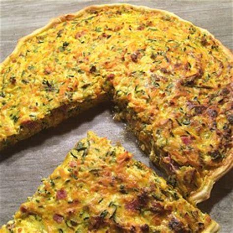 cuisiner ricotta tarte aux courgettes et carottes à la ricotta
