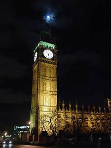 Clock tower with Big Ben at night | Flickr - Photo Sharing!