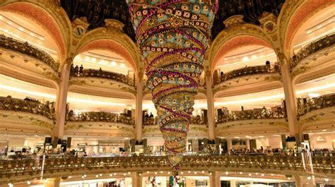 vitrines de noel grands magasins vitrines des grands magasins chs elys 233 es que faire 224 224 no 235 l l express styles