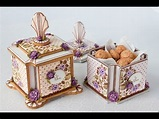 3-D Mother's Day Cookie Box - YouTube