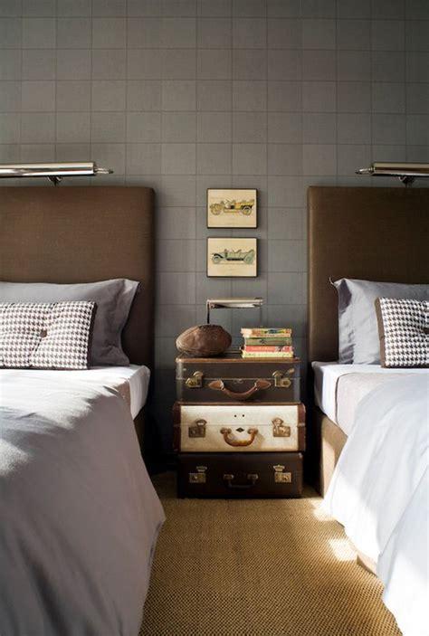 uber masculine ways  style  nightstand