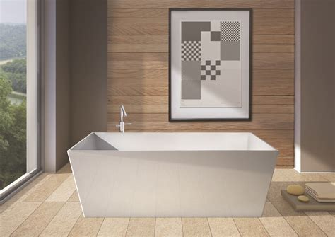 Vasca Da Bagno Da Design Moderno Quadra Modello York In