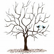 Best 25 ideas about fingerprint tree find what youll love wedding fingerprint tree template pronofoot35fo Gallery