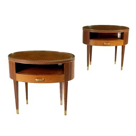 comodini anni 50 comodini attribuibili a paolo buffa mobilio