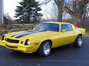1981 Chevrolet Camaro - Pictures