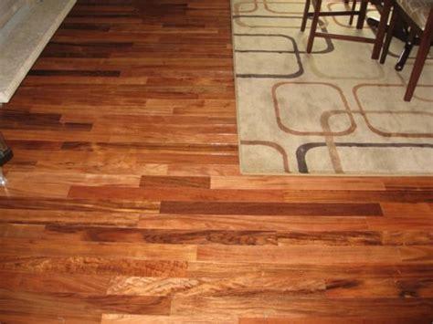 Skil Flooring Saw Amazon by Brazilian Tiger Mahogany Angico Solid Prefinished