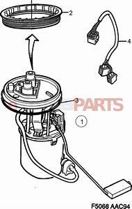 30587015  Saab Fuel Pump