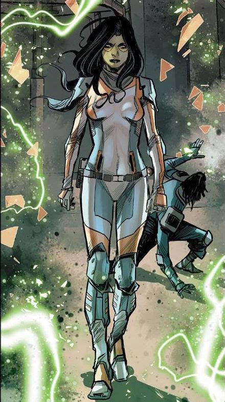 gamora marvel comic female heroes character favorite vine