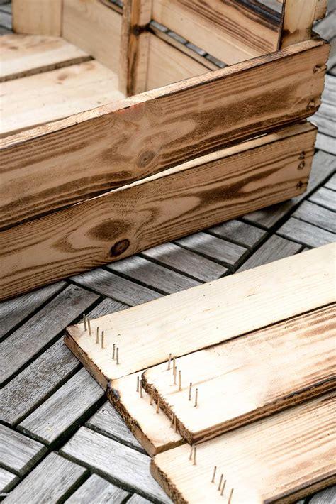 Holz Alt Machen by Couchtisch Aus Altholz M 246 Bel Mit Geschichte Avec