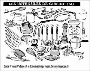 Ustensiles De Cuisine Liste Ustensile Cuisine Liste Sur